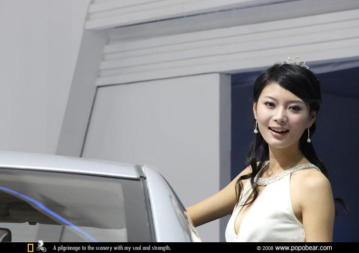 2008年第十一届成都国际车展