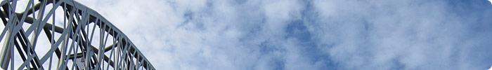 蓝天与建筑