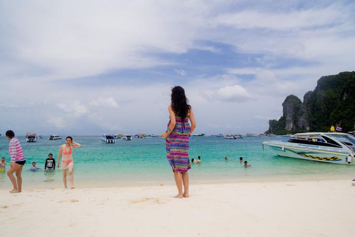 普吉岛蜜月之旅(二)-pp岛和蛋岛